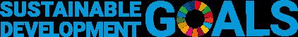 Sustainable Development Goalsのロゴ